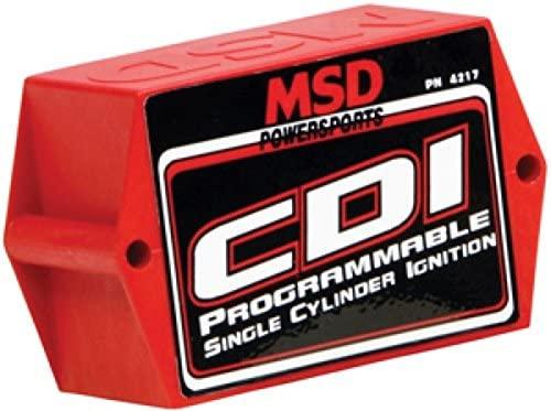 MSD Fuel Ignition Controller FI EFI CDI ECU Yamaha Rhino 660 & Universal