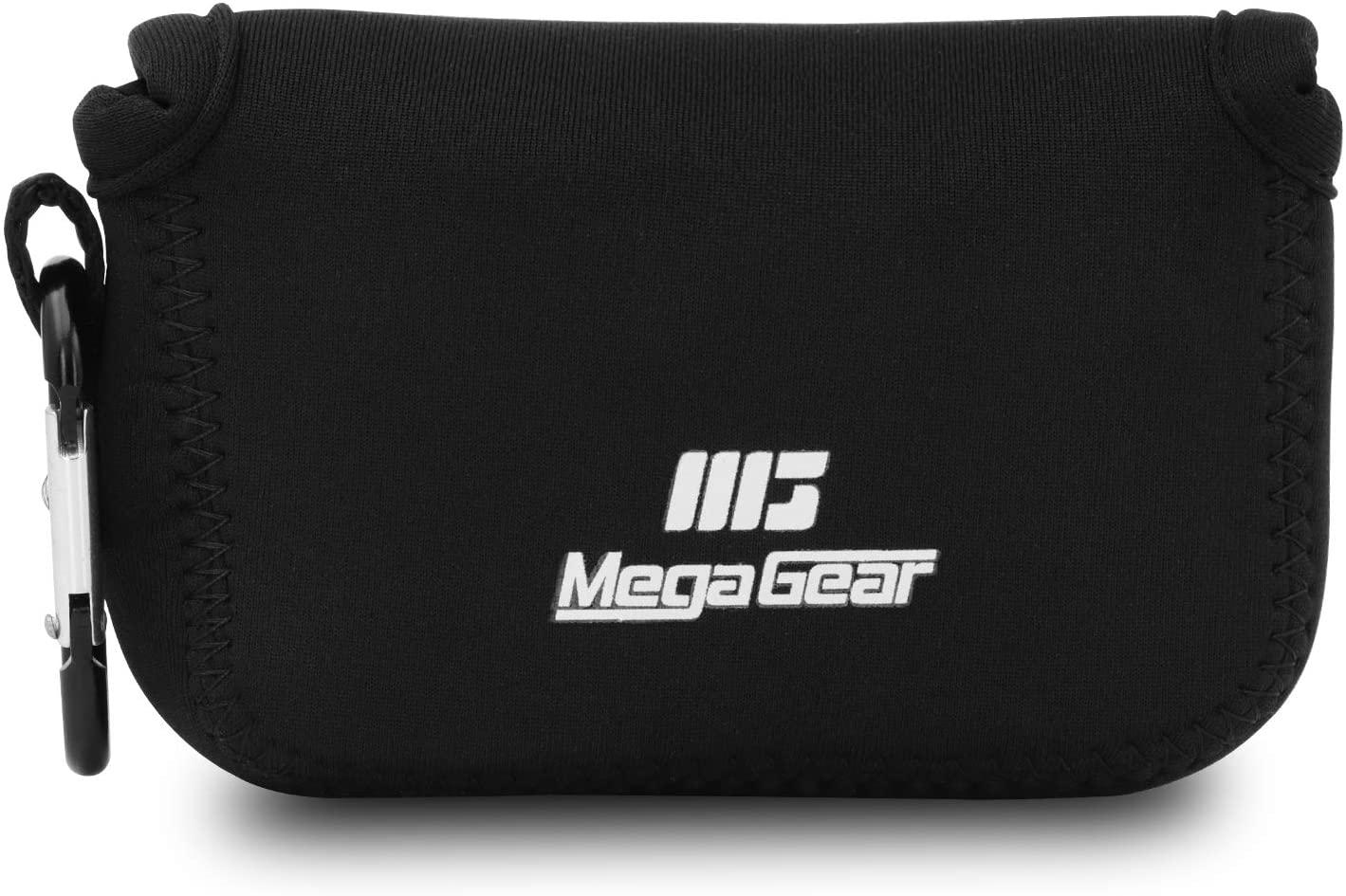 MegaGear MG877 Nikon Coolpix A1000, A900 Ultra Light Neoprene Camera Case - Black
