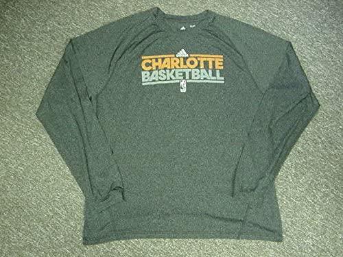D.J. Augustin Charlotte Bobcats NBA Pre-Game/Training Shirt
