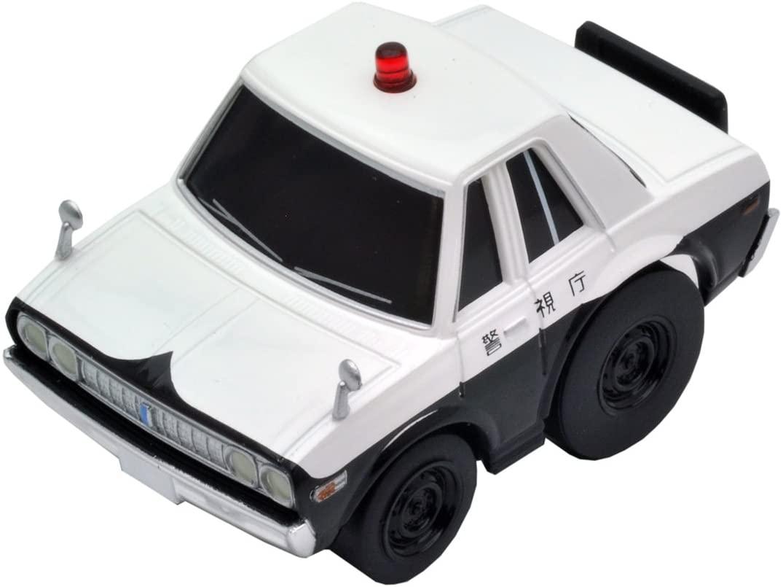Choro Q zero western police Z03 Cedric STD patrol car by Tommy Tech