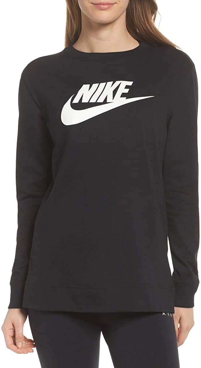 Nike Womens Sportswear TEE LS HBR