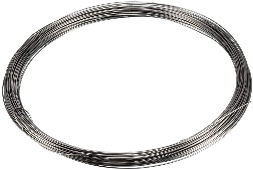 uxcell 18 Gauge Heat Resistance Wire Wrapping 115ft Heating Resistor Wires Electronic Coil