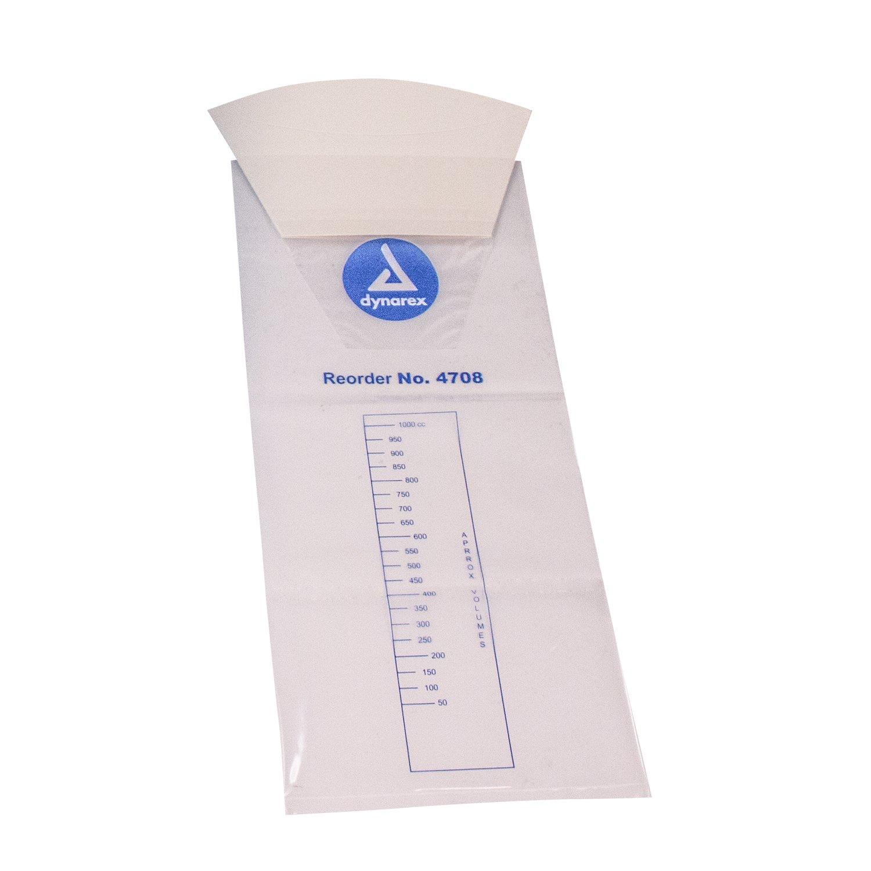 Dynarex Emesis Bag - Clear 200/cs