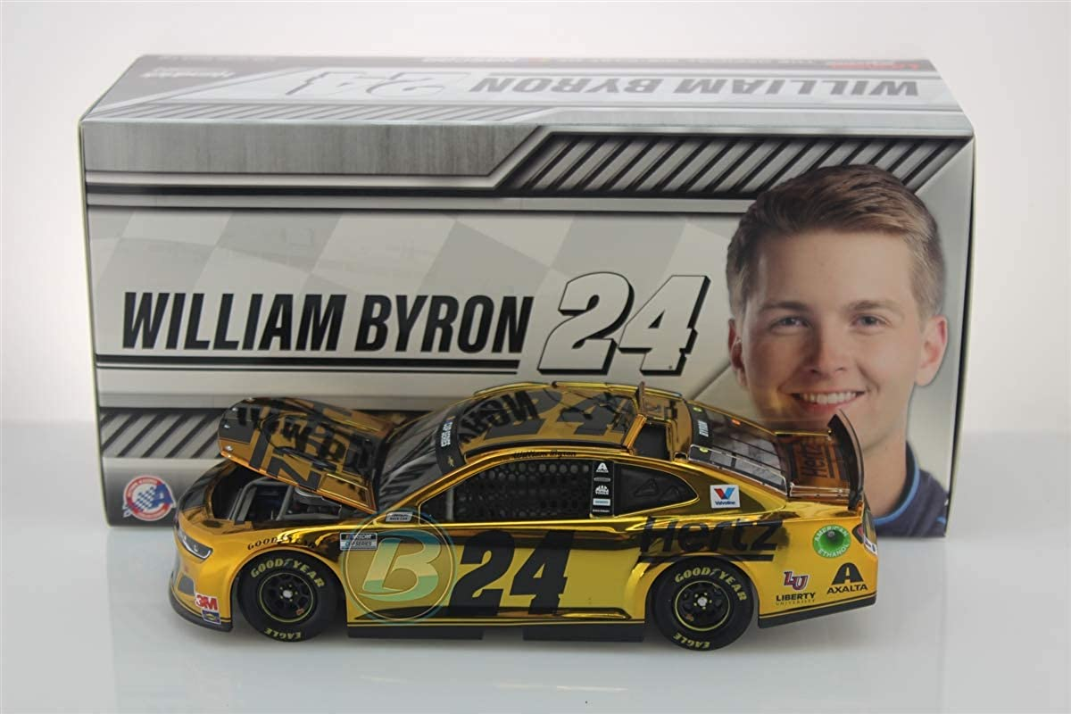 Lionel Racing William Byron 2020 Hertz 1:24 Color Chrome