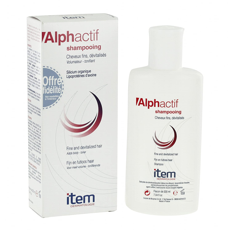 Item Shampoo Alphactif Fine Hair 200ml by Item Dermatologie