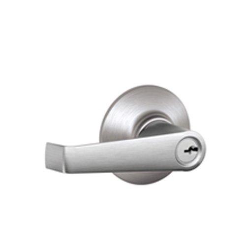 Schlage F51A ELA 626 Elan Key Entry 626, Satin Chrome