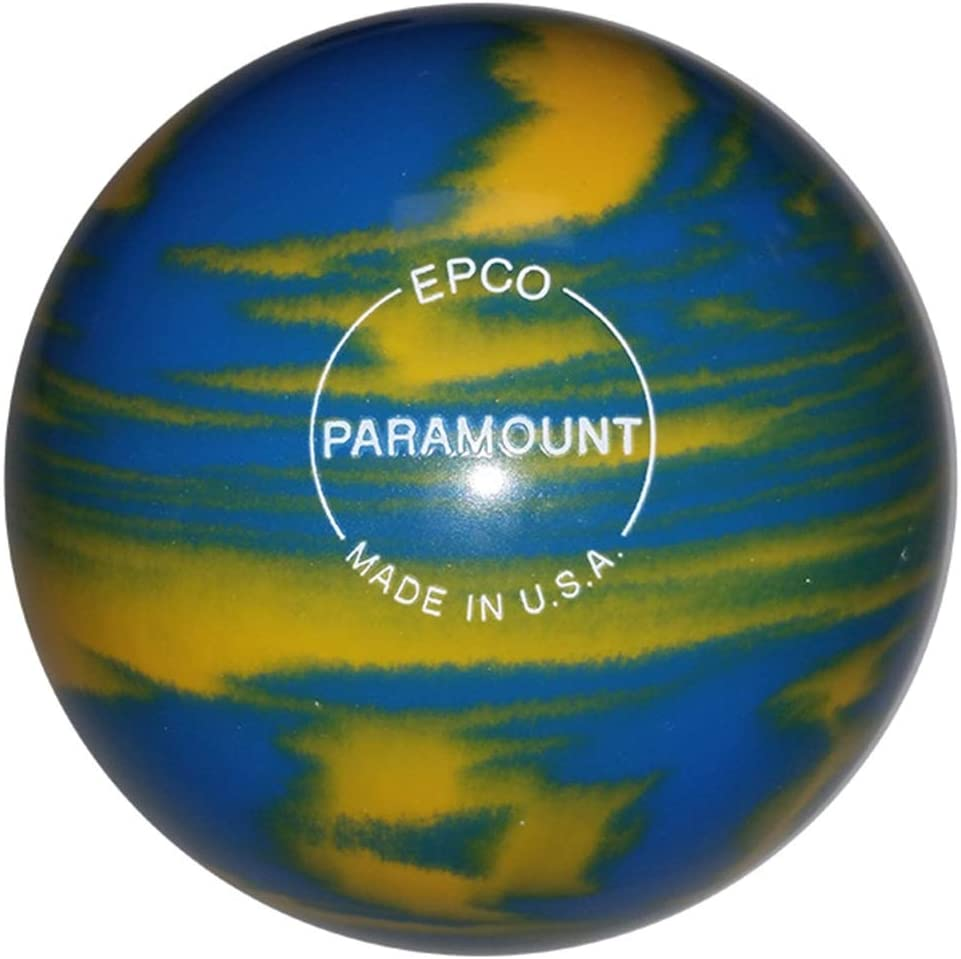 Bowlerstore Products Duckpin Paramount Marbleized Bowling Ball 5