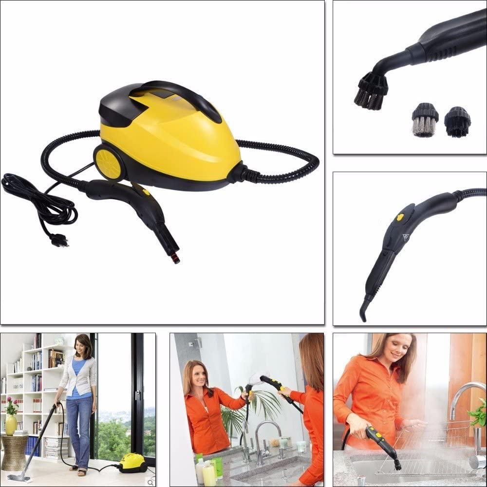 Professional Handheld Heavy Duty Steam Cleaner Carpet Steamer Cleaning Machine