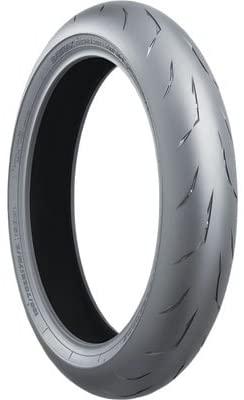 Bridgestone Battlax RS10 Racing Street Hypersport Front Motorcycle Tire 120/70ZR-17 (58W) for Ducati 620SS (SuperSport) 2003