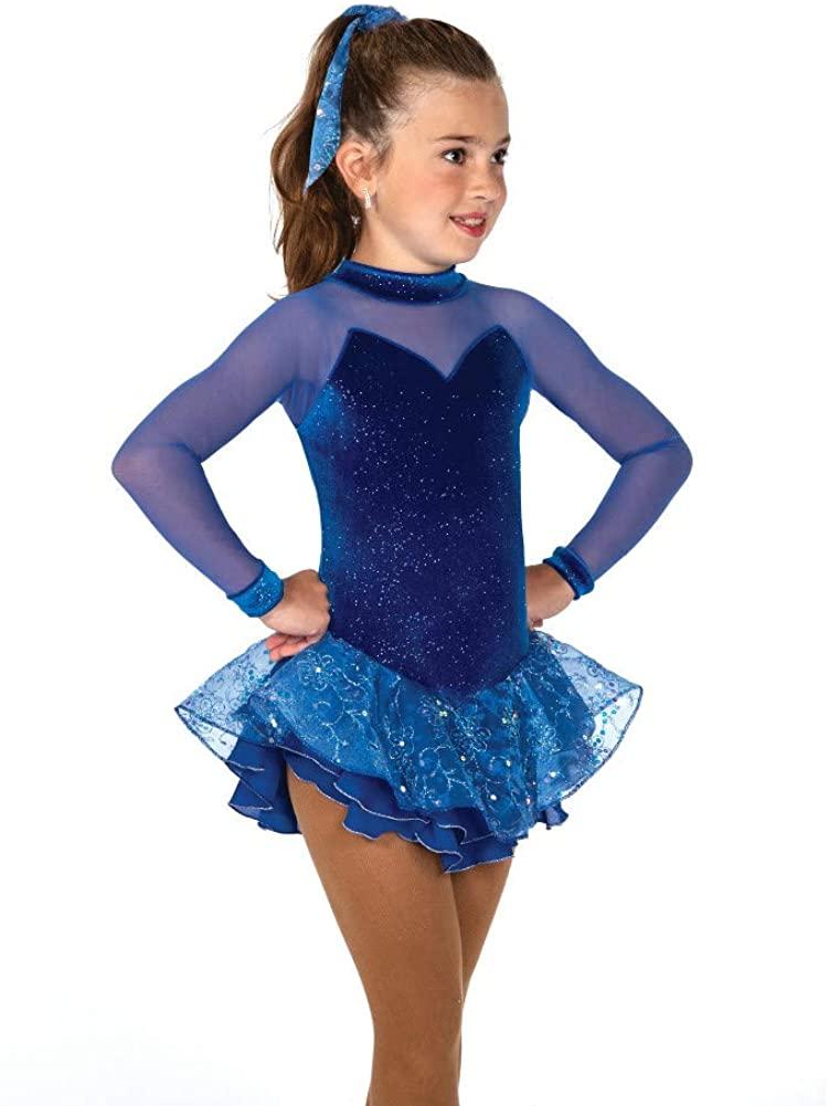 Jerry's Ice Skating Dress - 74 Shimmerella - Royal Blue