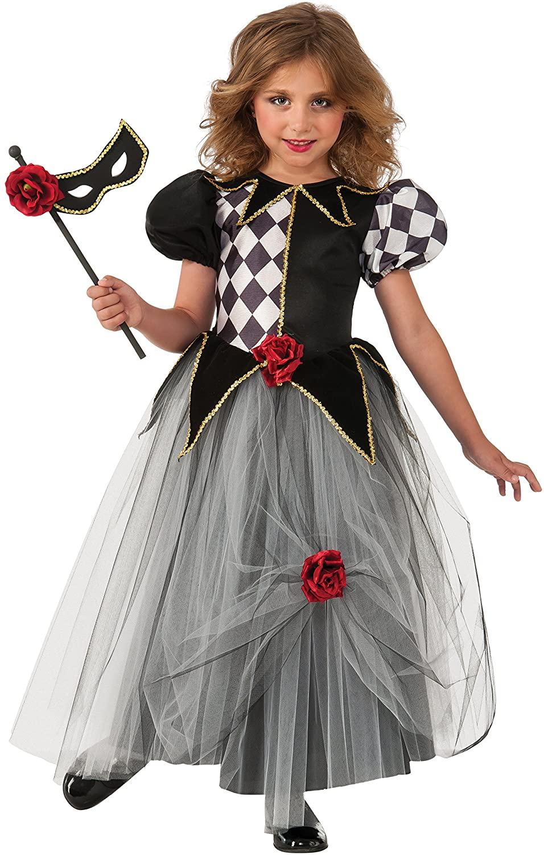 Rubies Masquerade Princess Childs Costume, Small