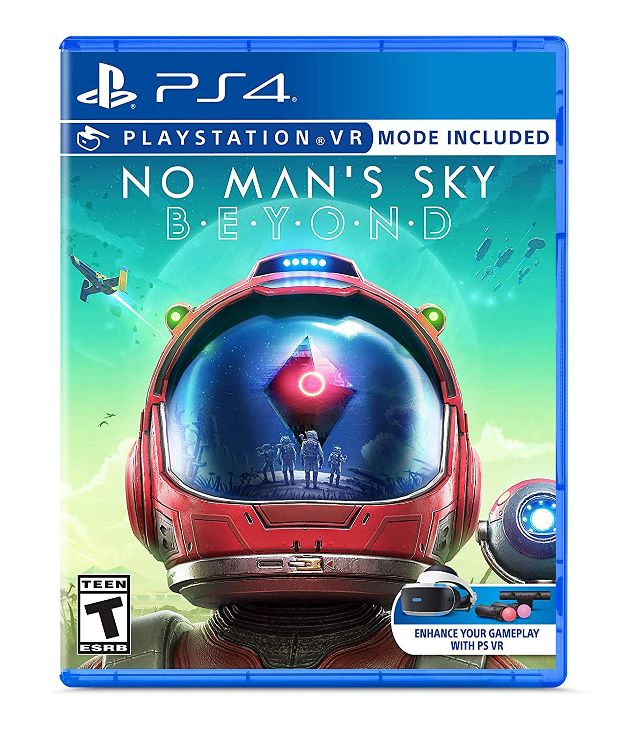 No Man's Sky Beyond - PlayStation 4
