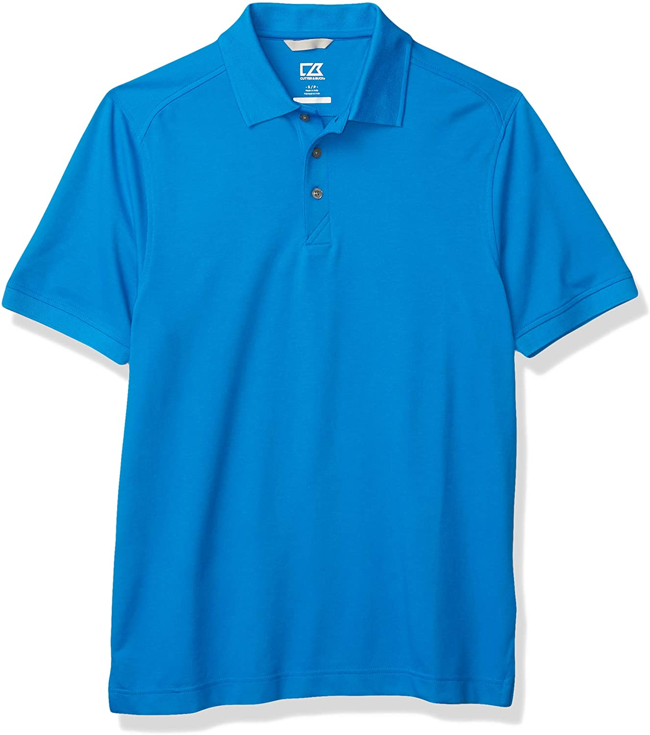 Cutter & Buck Men's Big and Tall Big & Tall 35+UPF, Short Sleeve Advantage Polo Shirt