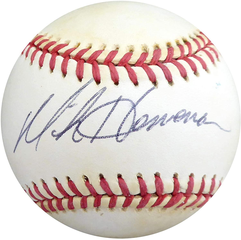 Signed Mike Henneman Baseball - Official AL Beckett BAS #S78894 - Beckett Authentication - Autographed Baseballs