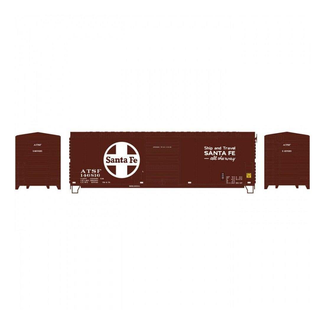 HO RTR 40 Modernized Box SF #146816 ATH67460