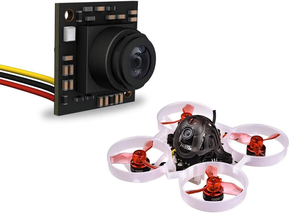Runcam Nano 3 FPV Camera 800TVL 1/3 CMOS Sensor FOV 160° Wide Angle 1.1g Lightest NTSC Camera for Tiny FPV RC Drone