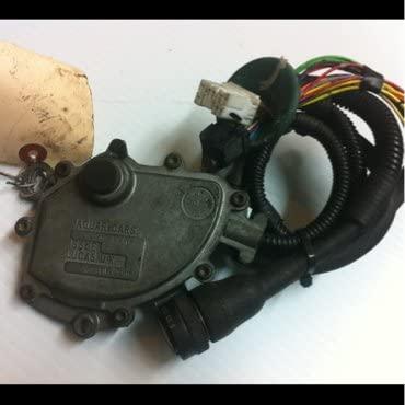 Oem Jaguar Xjs 4.0l 95-96 Transmission Rotary Switch Assembly Dac11164