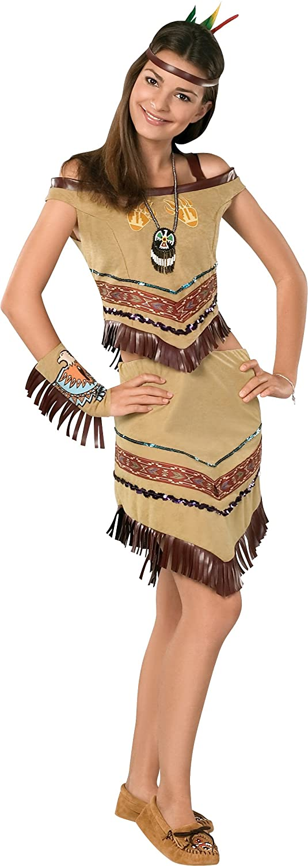 Rubies Costume Dramalicious Teen Native Princess Costume