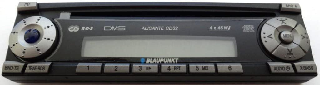 BLAUPUNKT radio control unit for ALICANTE CD32 spare parts 8636595065