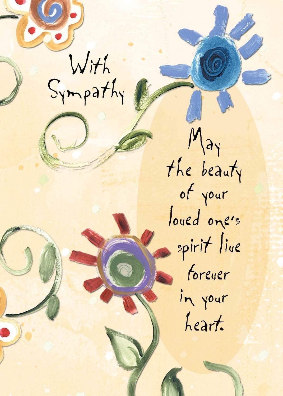 Sympathy Greeting Card (5