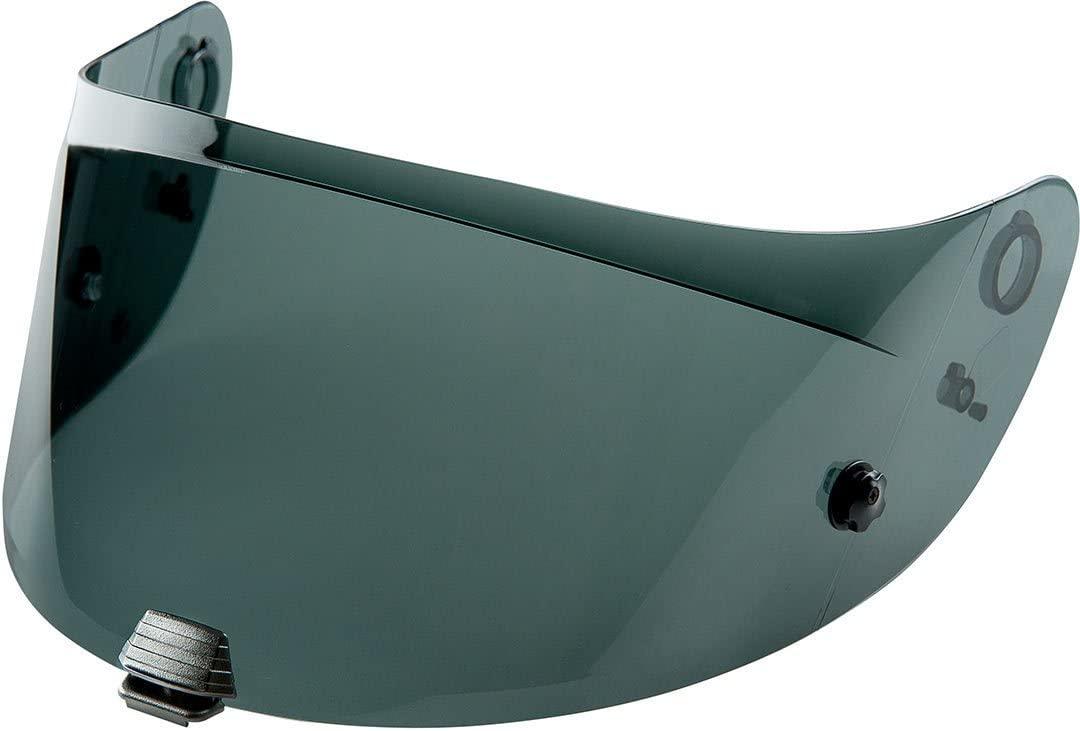 HJC HJ-20ST Motorcycle Helmet Replacement Spare Visor for RPHA ST - Dark Smoke