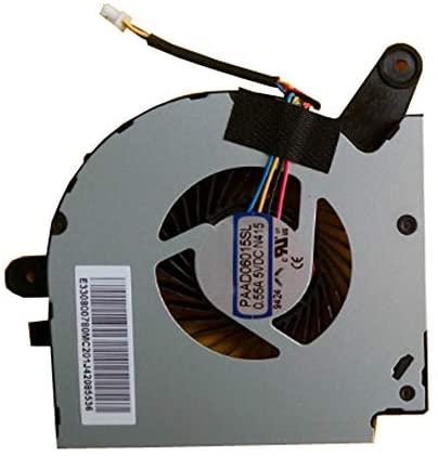 GAOCHENG Laptop N415 Fan for MSI GF75 MS-17F3 MS-17F2 MS-17F1 PAAD06015SL N415 E330800780MC200 0.55A 5VDC New