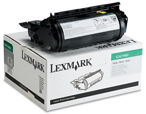 Lexmark 24B1439 24B1439 Toner, 5000 Page-Yield, Black by Lexmark