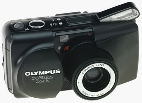Olympus Stylus Zoom 115 35mm Camera