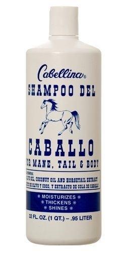 Cabellina Shampoo for Mane, Tail & Body, 32 Oz