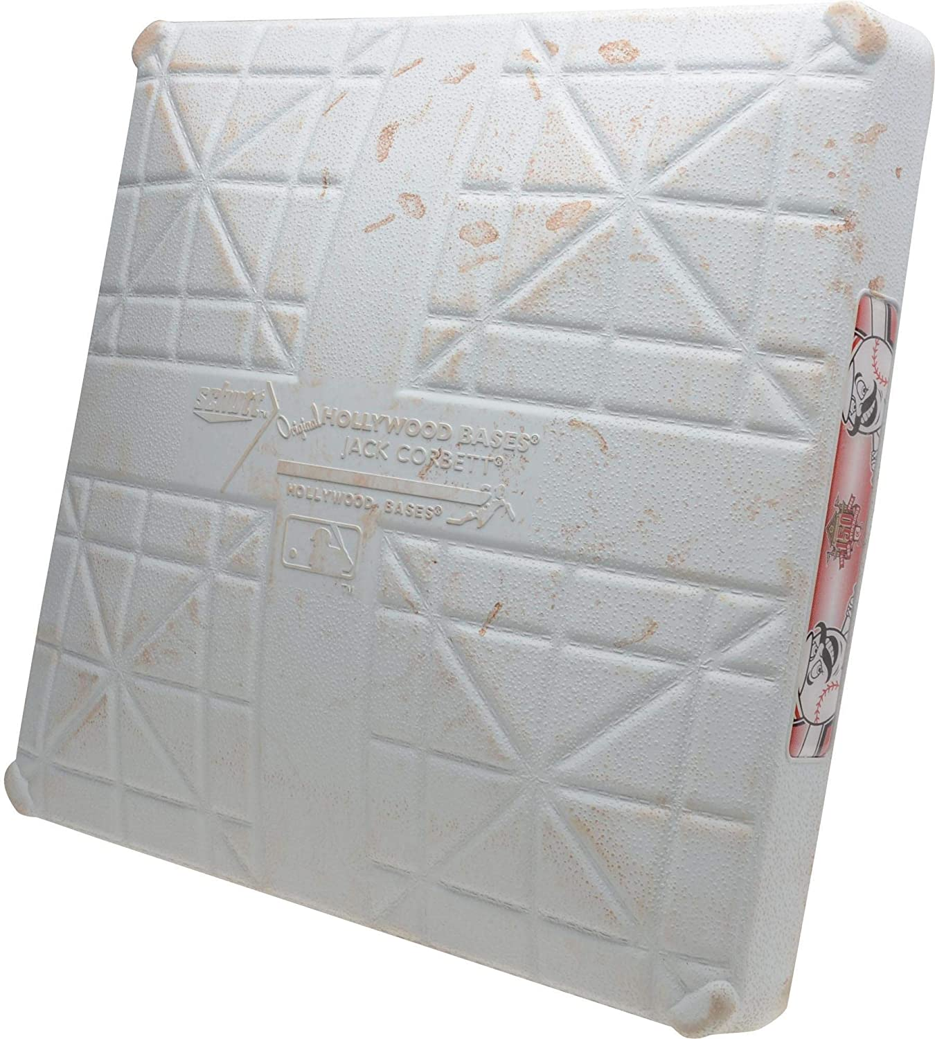 Cincinnati Reds Game-Used 3rd Base vs. Miami Marlins on April 10, 2019 - Innings 4-6 - Fanatics Authentic Certified