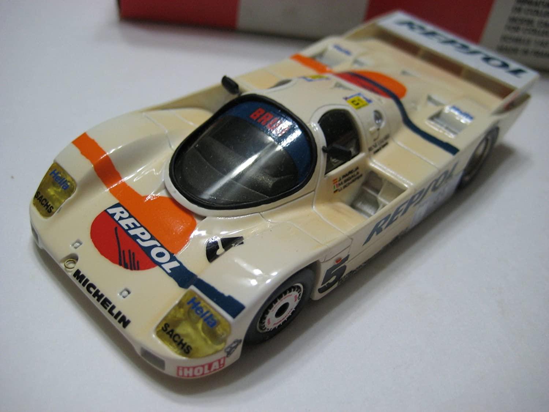 Starter (France) White Porsche 962C (Repsol) Le Mans 1988 Resin Kit 1:43 Nib