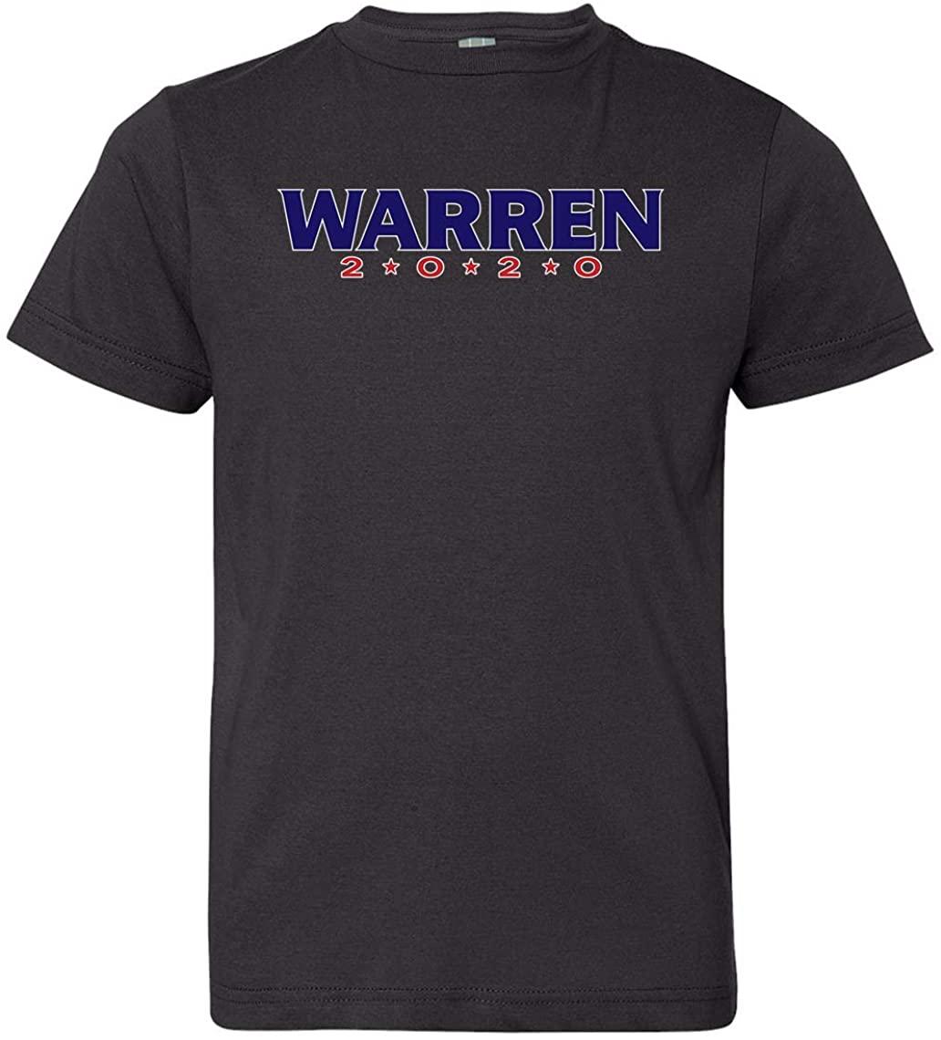 Tenacitee Boy's Youth Warren 2020 T-Shirt