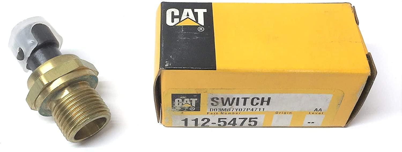Caterpillar CAT - Water Temperature Switch 112-5475 (1125475) NOS