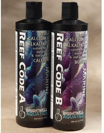 Brightwell Aquatics Calcium/Alkaline System Part B Calcium/Alkaline System Part B: 64oz