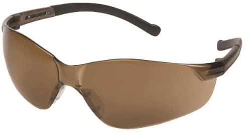 ERB 17970 Inhibitor Safety Glasses, Smoke Frame with Smoke Lens