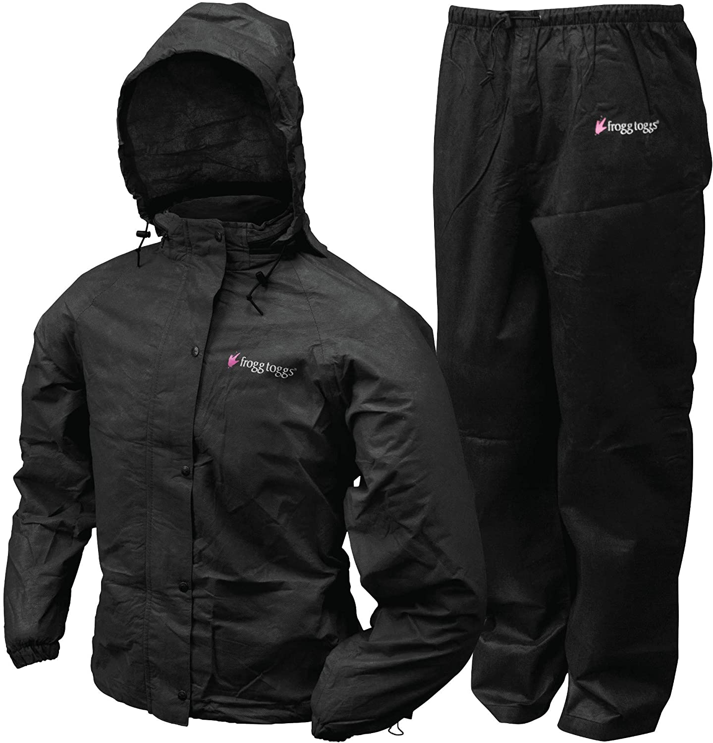 FROGG TOGGS Women's Classic All-Purpose Waterproof Breathable Rain Suit