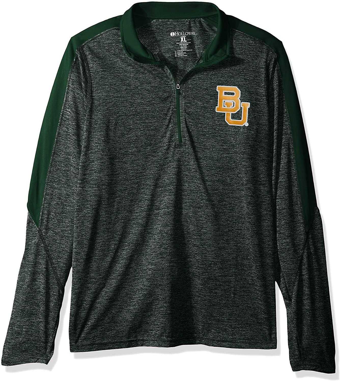 Ouray Sportswear NCAA Baylor Bears Women's Electrify 1/2 Zip Pullover