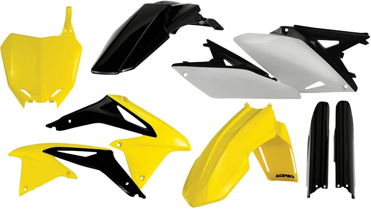 Acerbis Suzuki Full Plastic Kit
