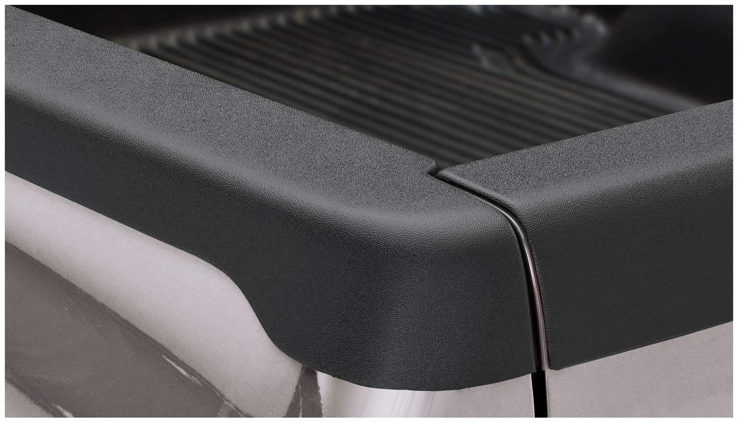Compatible With/Replacement For Compatible With/Replacement For Bushwacker (B/W-RBB-112) Ultimate SmoothBack Bed Rail Cap - Fits Dakota 2010-2011