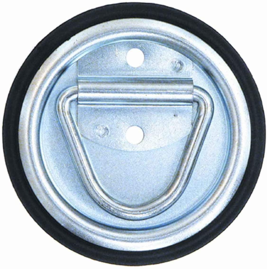 Buyers Chrome Solid Steel Grab Handles - 13 1/4in. L