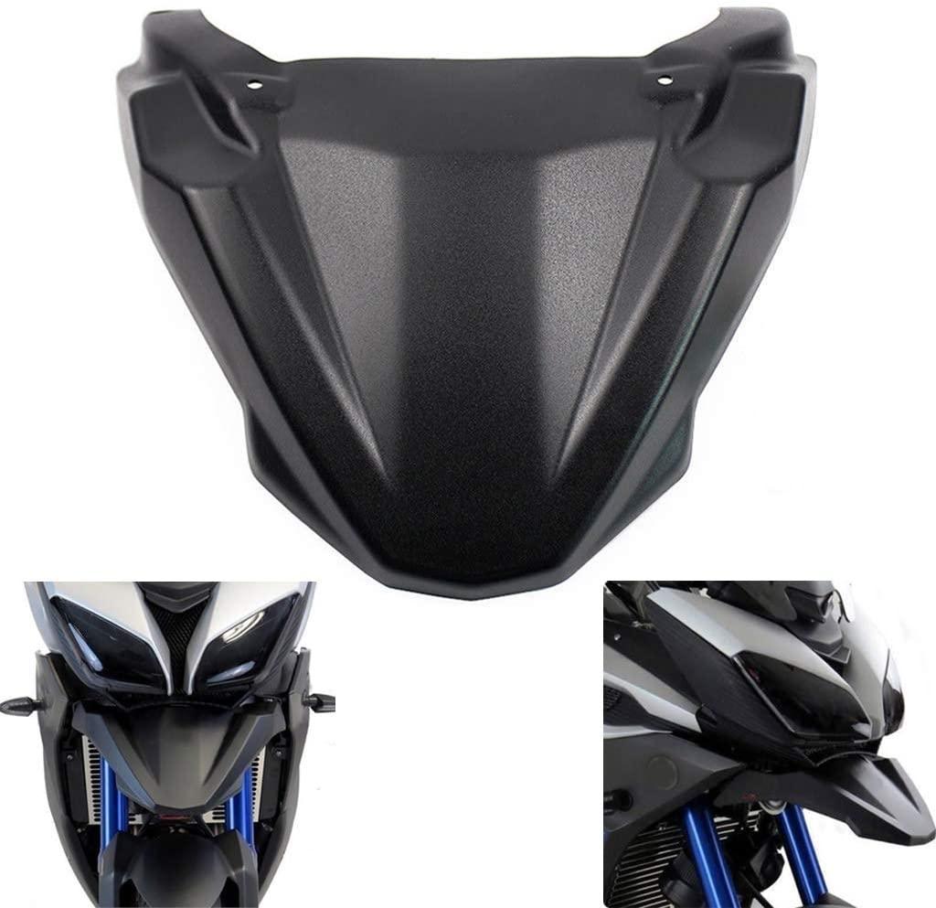 psler Motorcycle Front Nose Fairing Beak Cowl Protector Fender Guard For Yamaha FJ-09 2015-2016 Yamaha MT-09 Tracer 2015-2016 (Black)