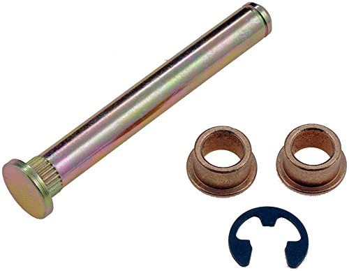Door Hinge Pin And Bushing Kit - 2 Pins, 4 Bushings, 2 Clips - Dorman# 703-270