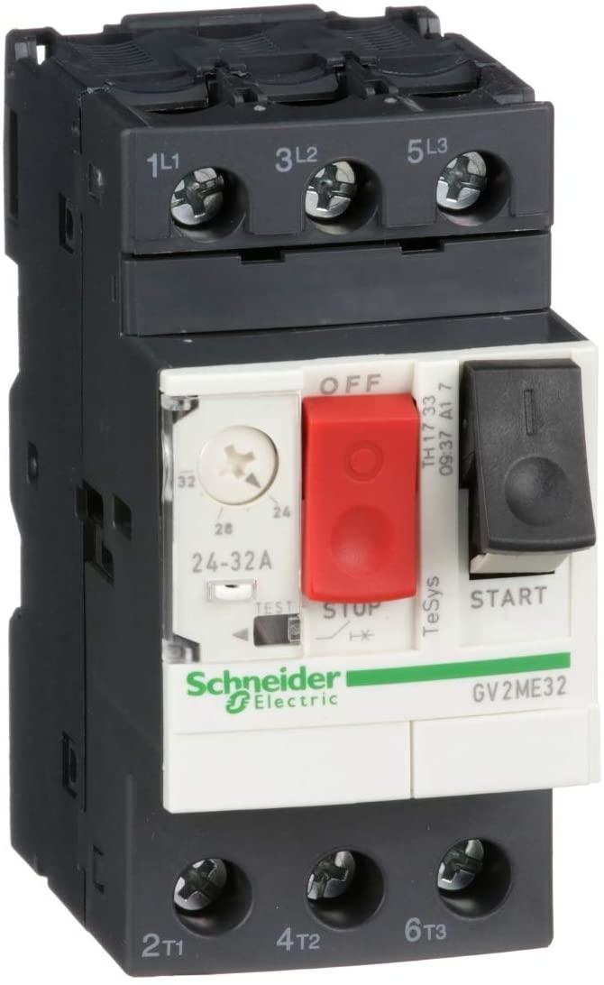 SCHNEIDER ELECTRIC GV2ME32 MOTOR STARTER