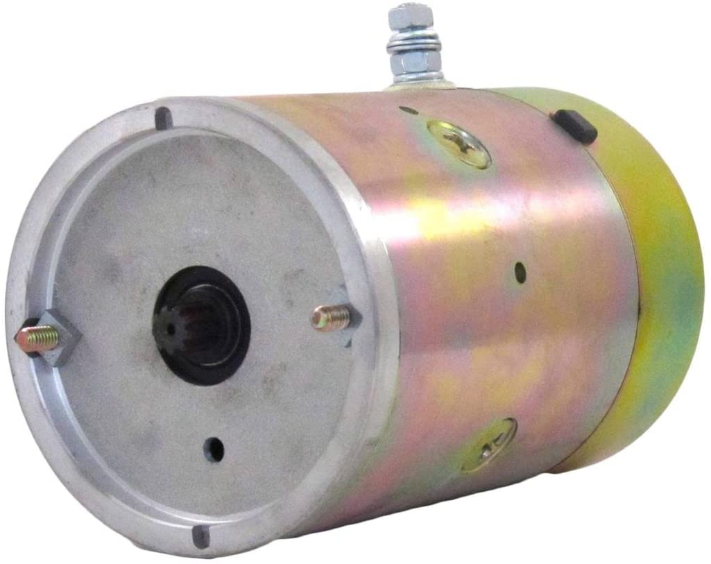 Rareelectrical ELECTRIC PUMP MOTOR COMPATIBLE WITH LEYMAN MAXON SPX AMT0090 AMT0097 AMT0100 P46340 25163