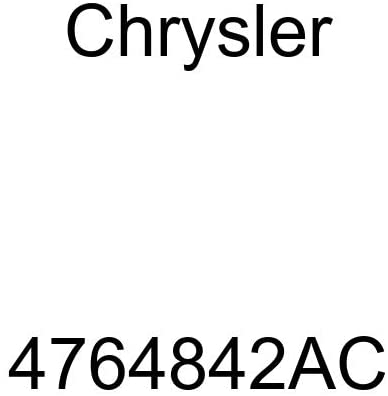 Genuine Chrysler 4764842AC Exhaust Muffler