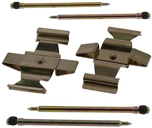 Raybestos H18015A Professional Grade Disc Brake Caliper Hardware Kit