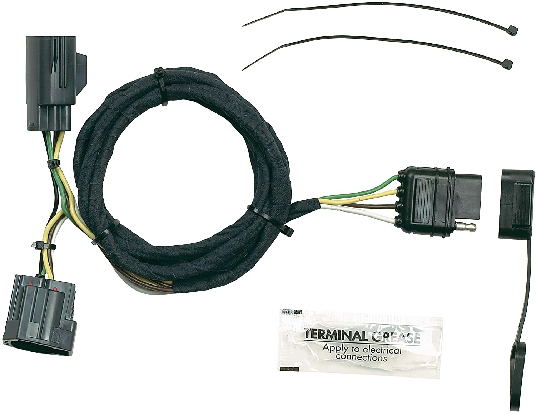 Hopkins 42635 Plug-In Simple Vehicle to Trailer Wiring Kit