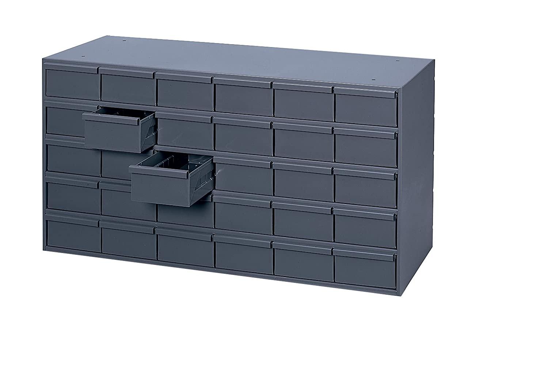 Durham 035-95 Prime Cold Rolled Steel Cabinet, 30 Drawer, 17-1/4