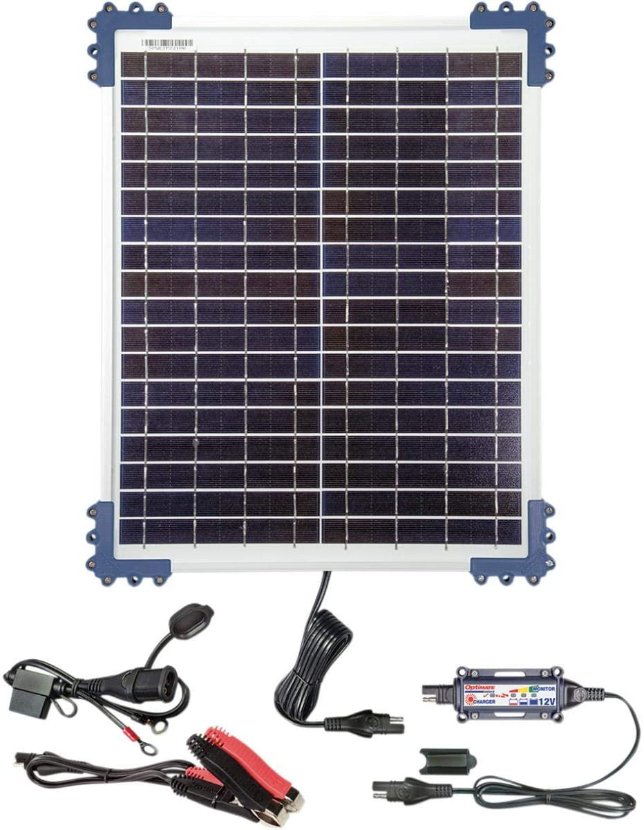 Tecmate TM522-2 Optimate Solar Charger - 20W