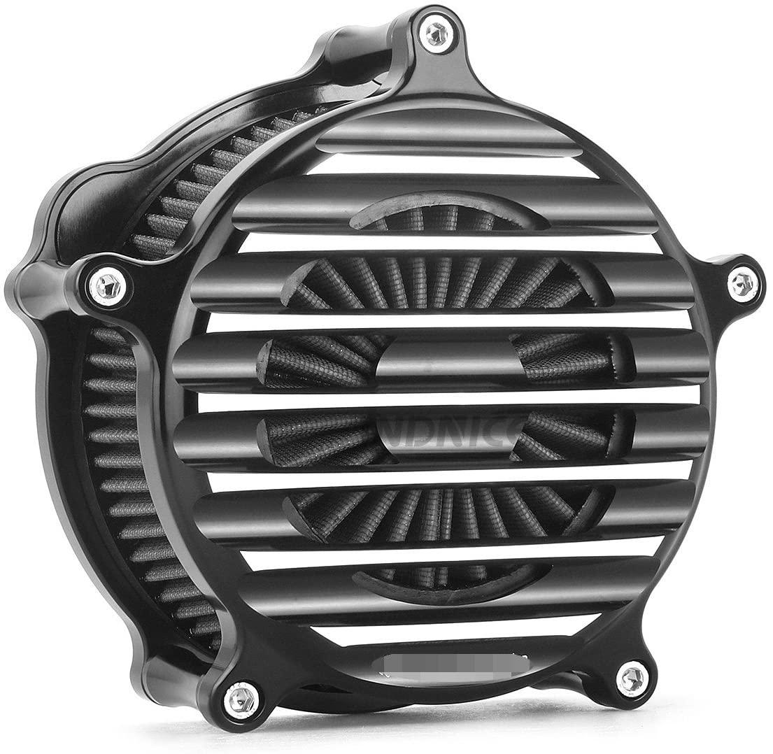 CNC edge cut Nostalgia Venturi Air Cleaner for harley sportster XL883N 1200 air filters sportster 883 1991-2019